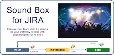 bITr - Sound Box for JIRA
